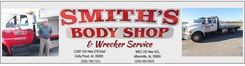 Smith's Body Shop & Wrecker Service LLC
