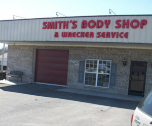 Stop by Smith's Body Shop & Wrecker Service LLC today.
